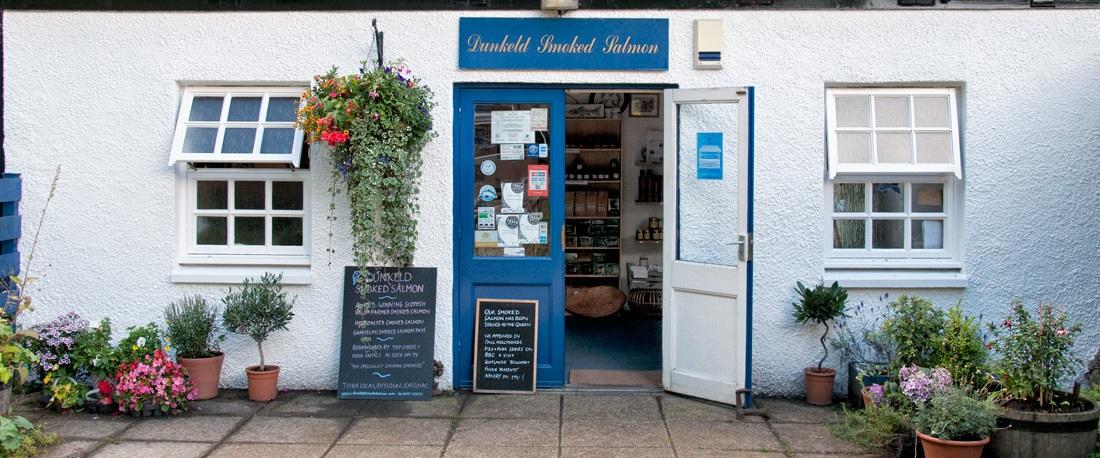 Scottish Smoked Salmon | Visit Our Smokehouse Shop In Dunkeld